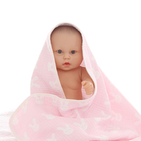 Alibaba Clearance Hot Sale Soft Cotton Baby Muslin Blanket