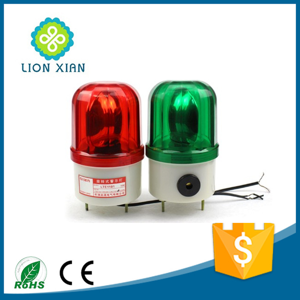 screwed mount emergency alarm bulb rotary lamp for car
