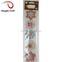 custom flower shape scrapbook chipboard dies cut scrapbooking