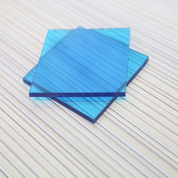 3mm Clear UV Solid Plastic Ge Lexan Polycarbonate Sheet