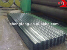 corrugated metal steel sheet for roofing panel