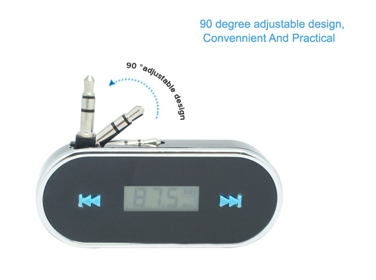 GXYKIT Professional high quality car radio mp3 fm am transmitter with handsfree talk function