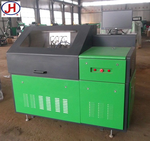 diesel common rail system test equipment made in China Taian Junhui to testing injection pump