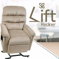 Indoor Furniture Adjustable Reclining Sofa Electric Elderly Lift Chair