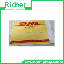 Clear HDPE Courier Plastic Envelope/Mailing Bag
