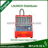 professional original Launch CNC602A diesel injector tester auto workshop equipment common rail injector tester with CE Launch