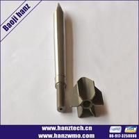 Custom precision high quality cnc machining tungsten carbide parts