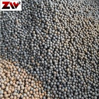 low price 6 inch forged steel grinding ball for ball mill