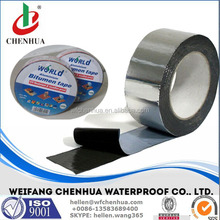 Self adhesive bituminous tapes for waterproofing sealing --- China factory direct sales