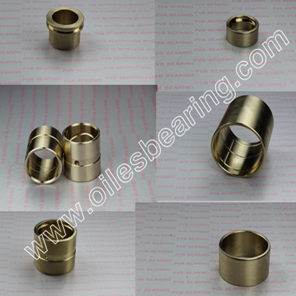 cast bronze bearing,sliding guide brass bushing,sleeve ball copper alloy bush