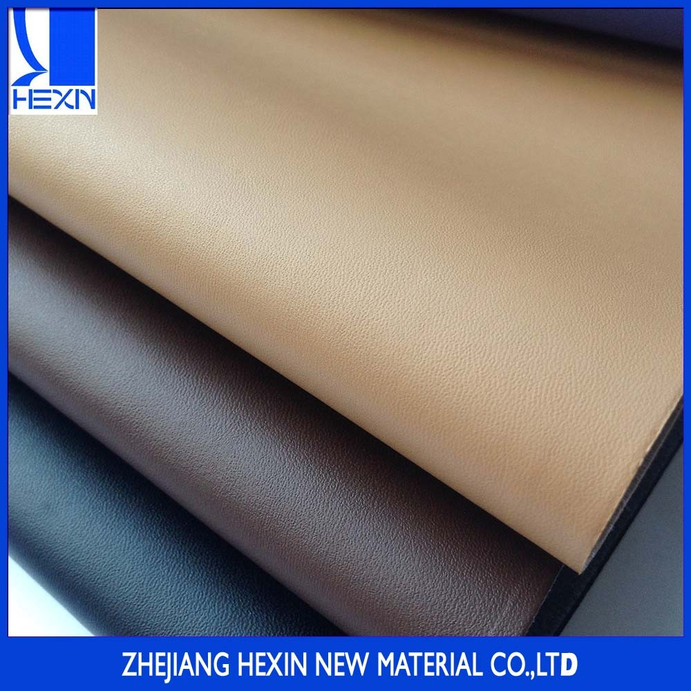 Hot selling good quality 0.7mm artificial pu lining leather pu synthetic leather for shoe lining