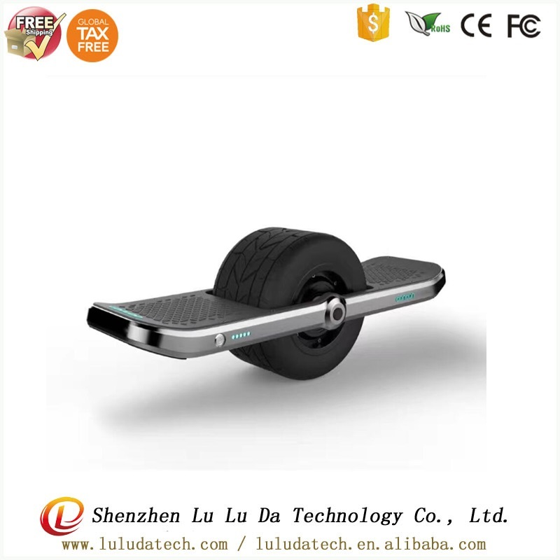 Free Air Shipping Tax Free one wheel hoverboard big tire <strong>electric</strong> scooter