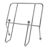 Customized Metal Countertop Kitchen Wire Rack Cookbook Stand