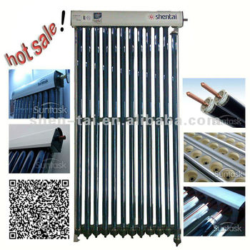 Suntask Solar collector, widely used in solar water heating system with CE,Keymark