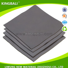10kv colorful thermal sticky silicone rubber pads for heat transfer