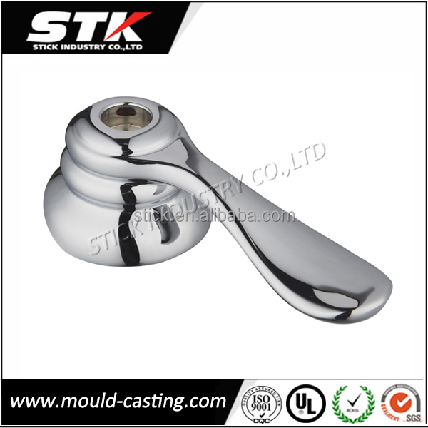 zamak alloy die casting for bathroom accessory