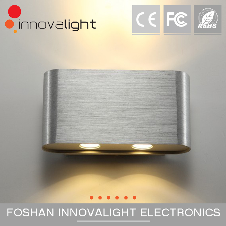 INNOVALIGHT good heat high efficiency 4x1W cube wall lamp