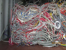 Insulated Copper Wire Scrap from US