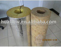 Insulation Thermal Basalt Rock Mineral Wool Pipe