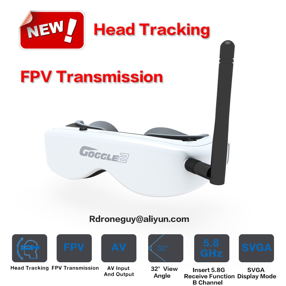 In Store drones with hd camera and gps and wifi camera 1080P HD goggles for drone Phantom