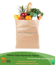 Vegetable and Fruit Safe and Health SGS paper bag for bread
