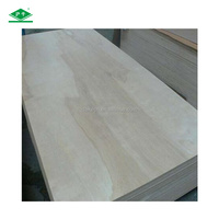 Cheap white oak color face plywood for furniture usage