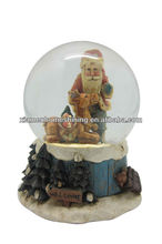 religious snow globes with music gift