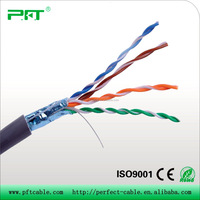 High quality UTP/FTP/SFTP Cat5e and 5 pin flat ribbon cable from China direct manufacturer