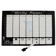magnetic dry wipe fridge memo board