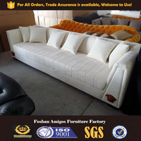 Medusa Style Living Room Sofa Set, Retro Tufted Carving Living Room Furniture, Whole Set Gold Leaf Palace Furniture