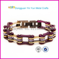 Alibaba China 2016 magnetic fashion power core bracelet