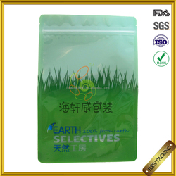 Custom Logo bag zip lock plastic zipper bags wholesale with high quality