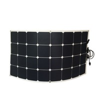 100w ETFE flexible solar panel waterproof