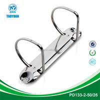 Stationery china guangzhou adjustable ring binder clips