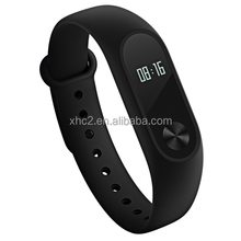 hot product smart wristband Bluetooth 4.0 IP67 Waterproof Original Xiaomi Mi Band 2 with OLED Screen for Android and IOS