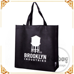 Custom Made Promotional Cheap stylish wholesale customized fair non woven bags