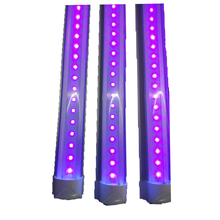 purple 395nm 5ft 30w LED TUBE T8 uv led germicidal lamp