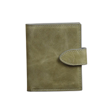 Handmade Genuine Leather Wallet Pattern Custom Wallet Manufacturer