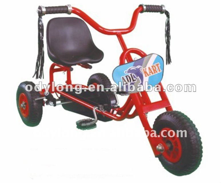 New design fitness tricycle,children pedal go kart,baby tricycle with CE certification FTF90