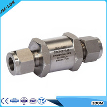 1 psi float compressed air check valve