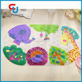 Yiwu Market Animal Style PVC Bathroom Mat Baby BathMat