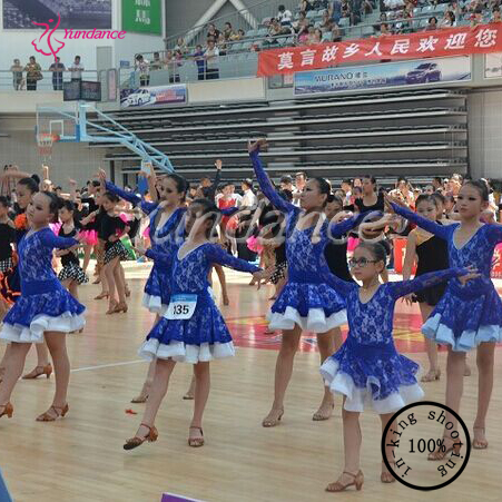 2016 Chinese Manufacture Dance Dress For kids P3