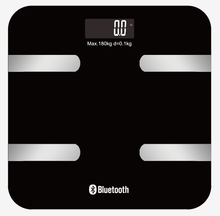 180kg digital Bluetooth weighing scale with APP for Android and IOS device, ElectronicBluetooth body fat scale