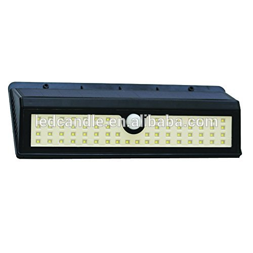 low price high quality 62LED Solar Outdoor infrared Motion Sensor Lamp led garden wall light&lighting