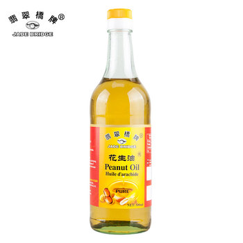 Chinese seasonings Cold pressed peanut oil from extractor machine