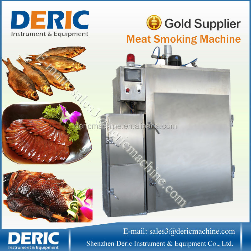 High Quality Smoker Oven for Fish/ Beef/ Sausage/Chicken/ Bacon
