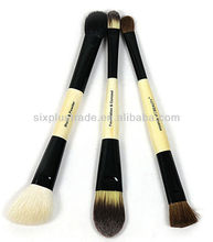 Dual End Bush/Dual End Blush and Powder Brush/Foundation & Conceal Brush