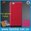 phone case for iphone 6 plus case, Faddist pu leather wholesale cell phone case