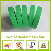Easy Peel Off Green Painers Tape Frog Tape From Shanghai Factory