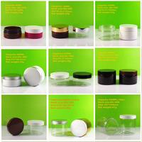 Plastic JAR Cosmetic, 1 oz 2 oz 3oz 4 oz 5 oz 6 oz 8 oz 10 oz 11oz 12oz 13 oz PET jar